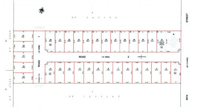 94 Rita Street, Thirlmere NSW - Plan