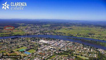 Clarenza Estate, Grafton NSW - Airview Image