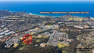 Fern Creek Road, Warriewood NSW - Aerial Photo