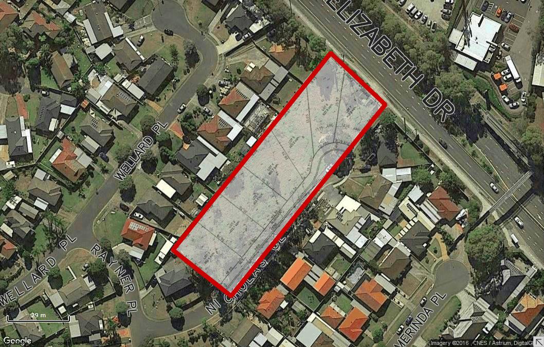 434 Elizabeth Drive, Bonnyrigg NSW - Map - Matrix Property