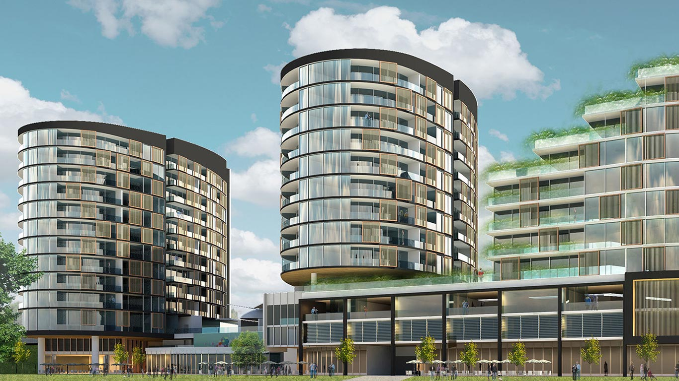 North Ryde Development Site